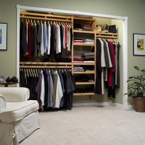 Bedroom Closet Organizers Come With All Sorts Of Useful Features To Help  You Replace The Mess With A Tidy And Organized New System.